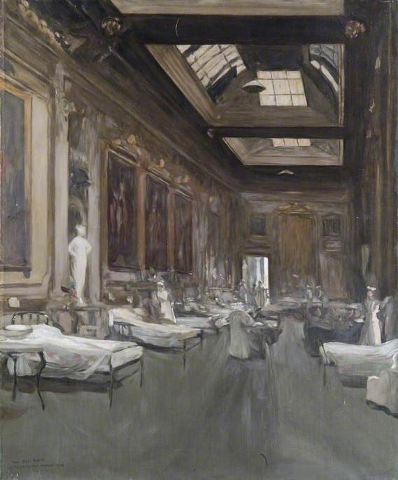 The Ballroom, Londonderry House, 1912