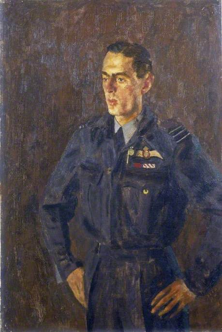 Wing Commander Geoffrey Leonard Cheshire (1917–1992), DSO, DFC