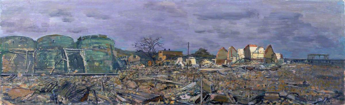 A Royal Ordnance Factory Explosion, Hereford
