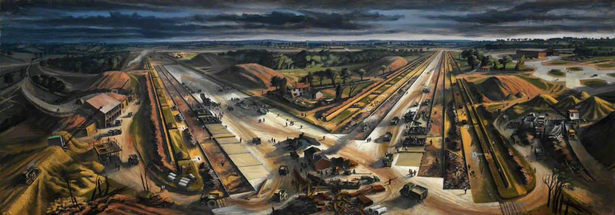 Construction of a Runway at an Aerodrome