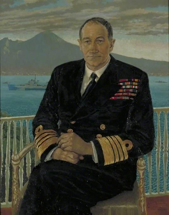 Admiral Sir John Cunningham, KCB, MVO