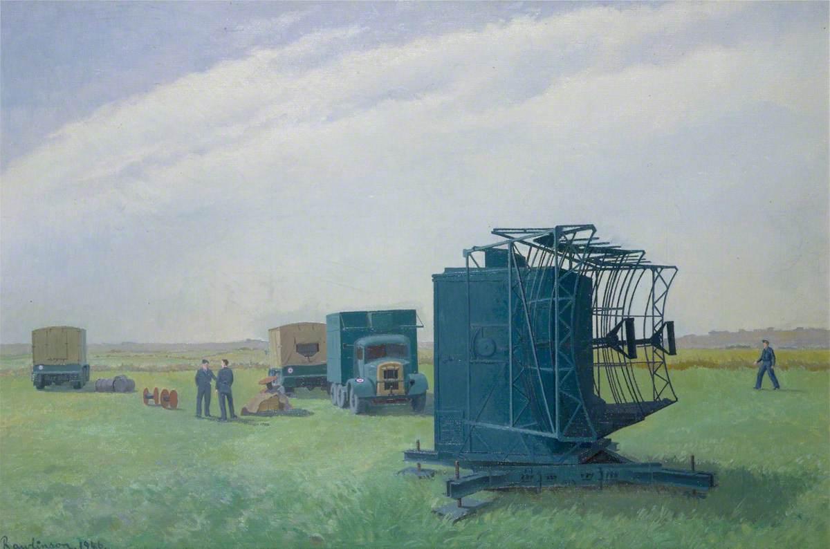 A 'Type 11' Radar Station