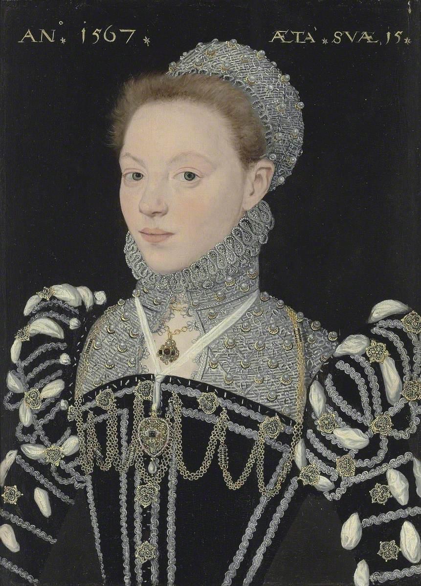 Lady Susan Bertie, Countess of Kent