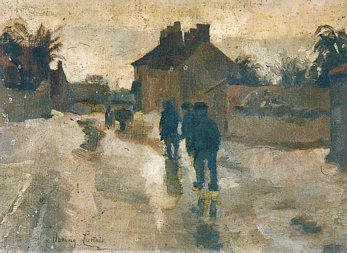 Figure in a Street