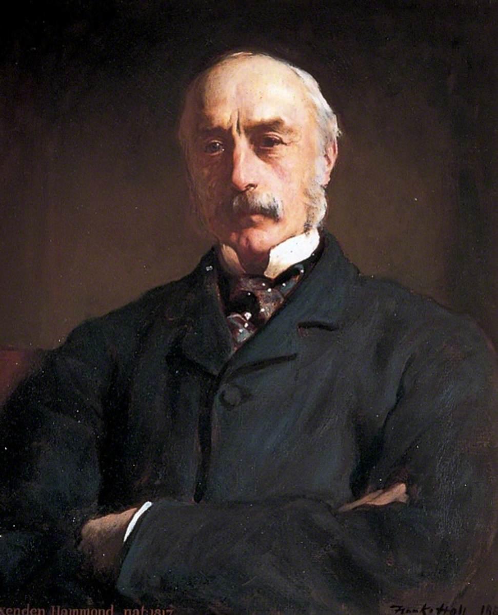 William Oxenden Hammond