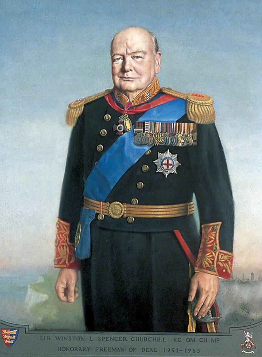 Winston Churchill (1874–1965), Lord Warden of the Cinque Ports