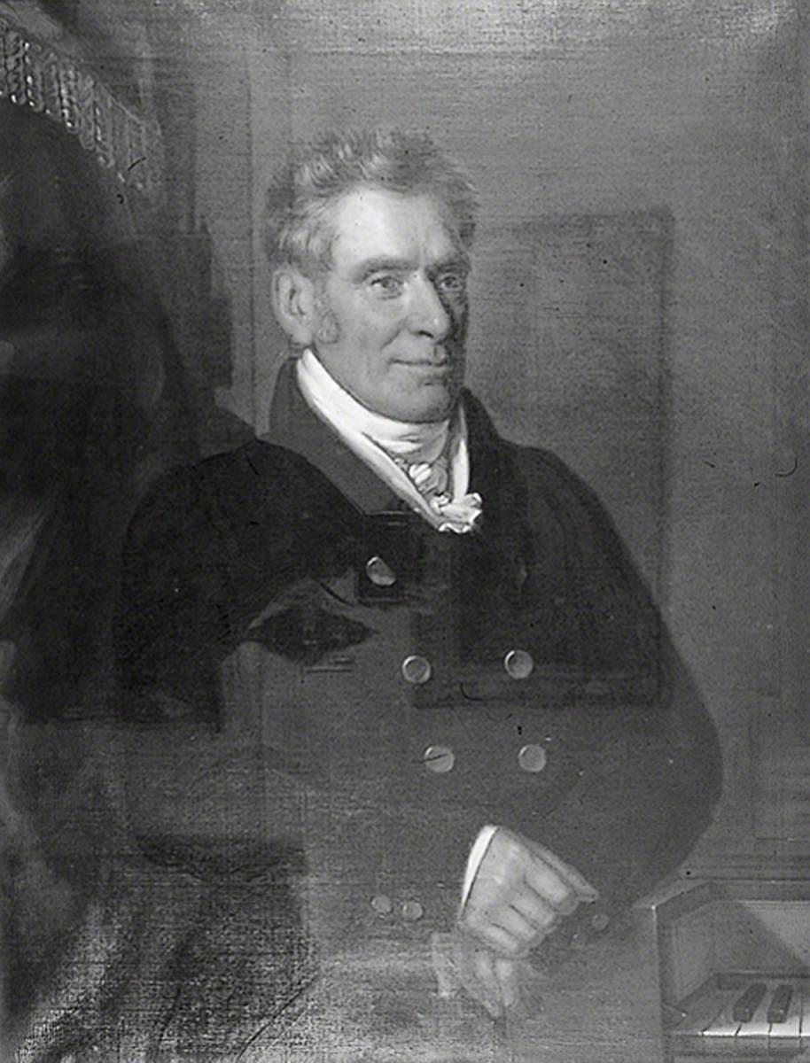 John Lewis Minet (1766–1829) (?)