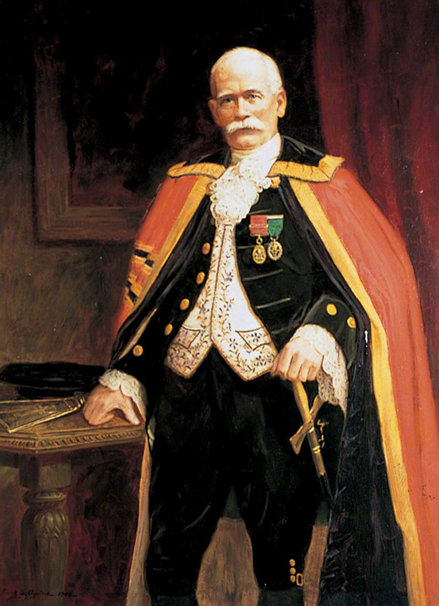 Sir E. Wollaston Knocker