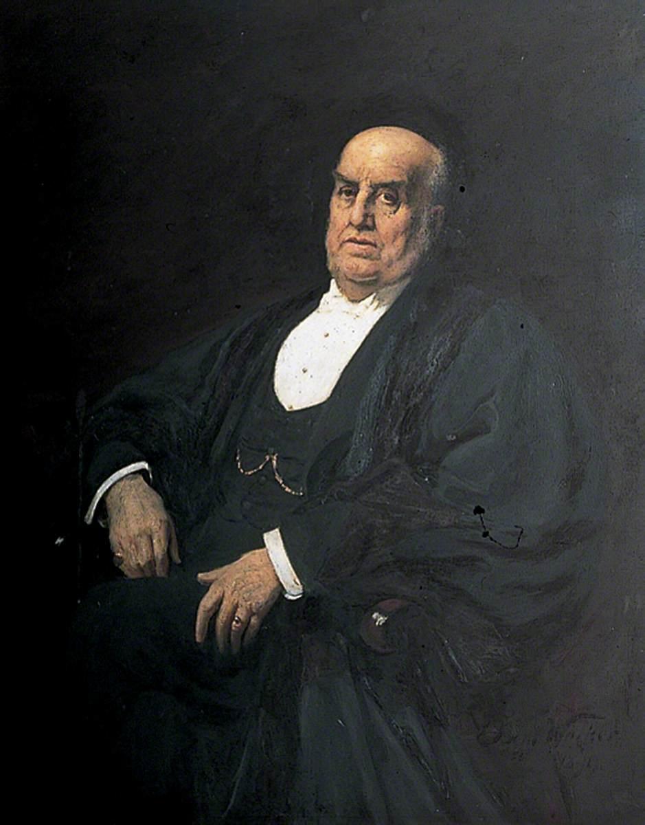 Alderman John Andrew Anderson, JP