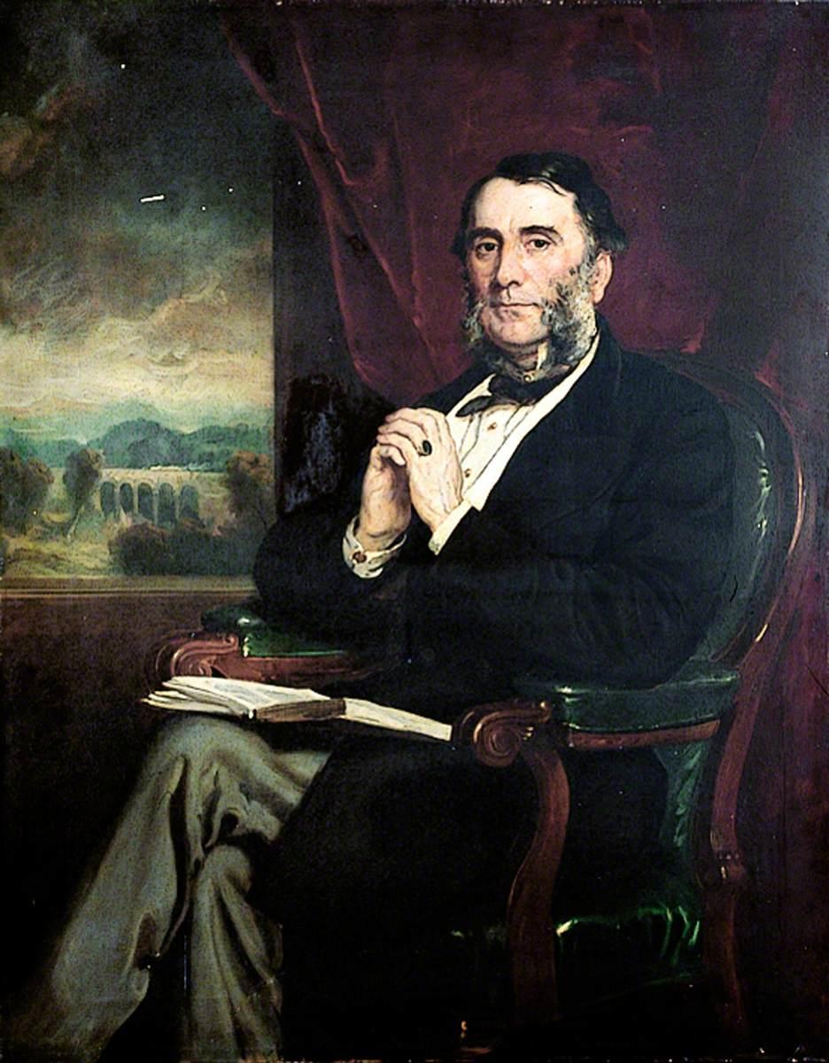 Sir Alfred Mellor Watkin (1846–1914)