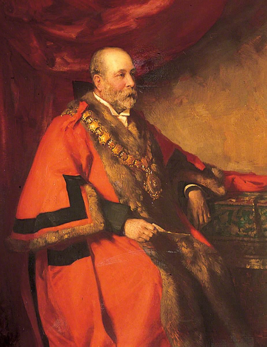 John Russell, Mayor of Gravesend (1876 & 1898)
