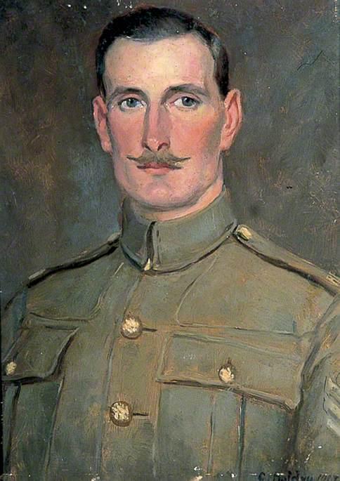 Sergeant G. Howkett