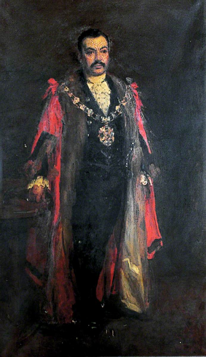 Sir Marcus Samuel (1853–1927), Lord Bearsted