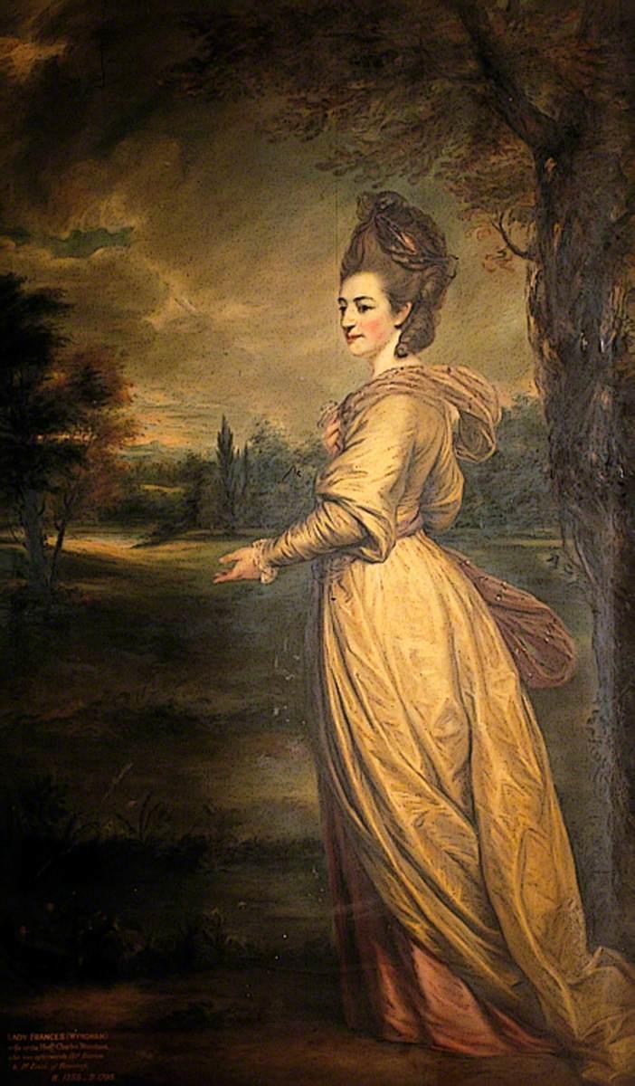 Lady Frances Marsham, née Wyndham (1755–1795), later Countess of Romney