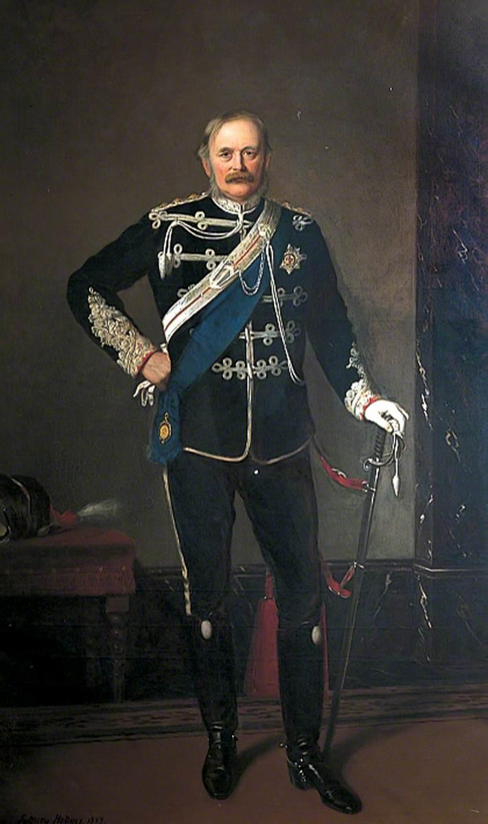 William Nevill (1826–1915), Marquess of Abergavenny