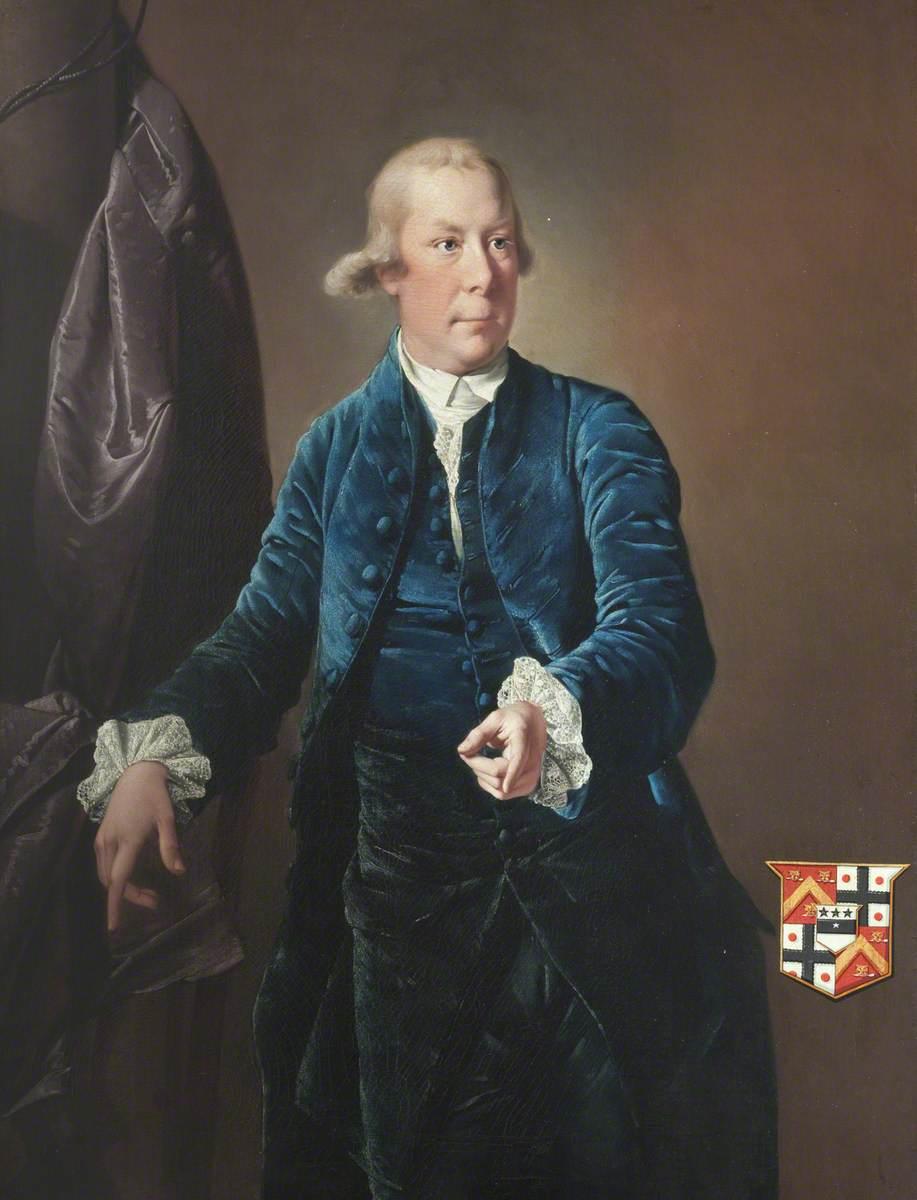 Robert Parker of Cuerden Hall