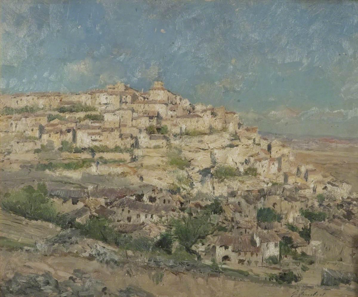 The Town of Gordes