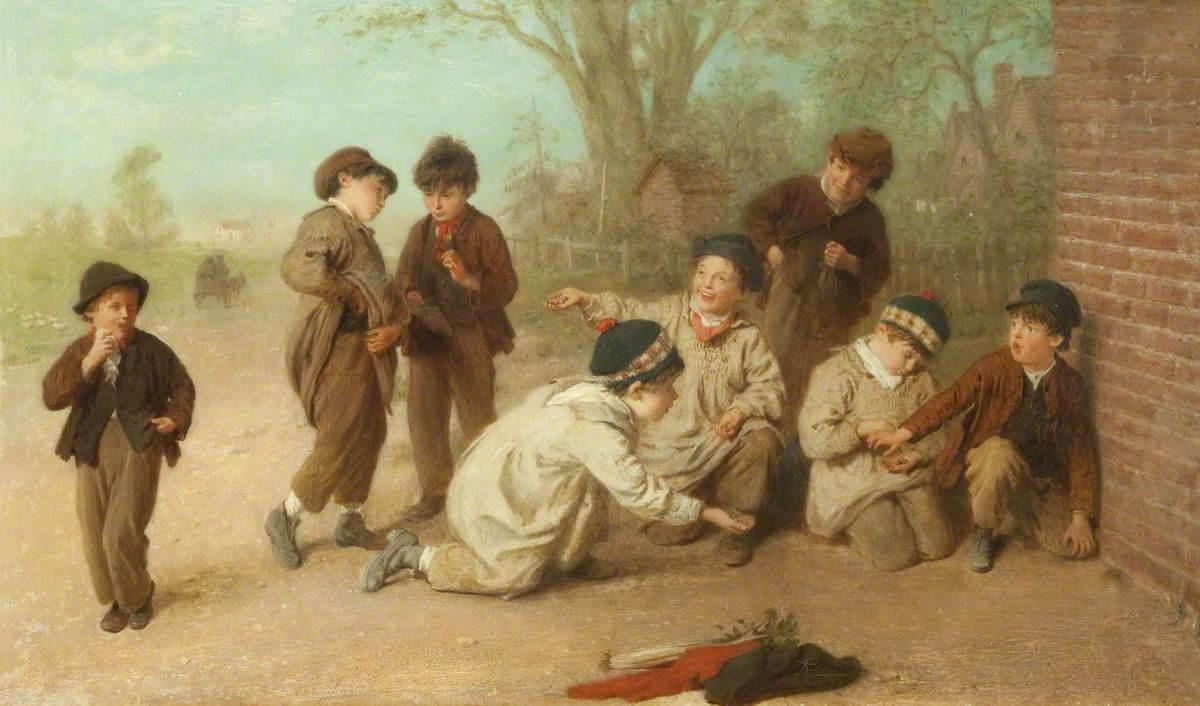 Boys Playing