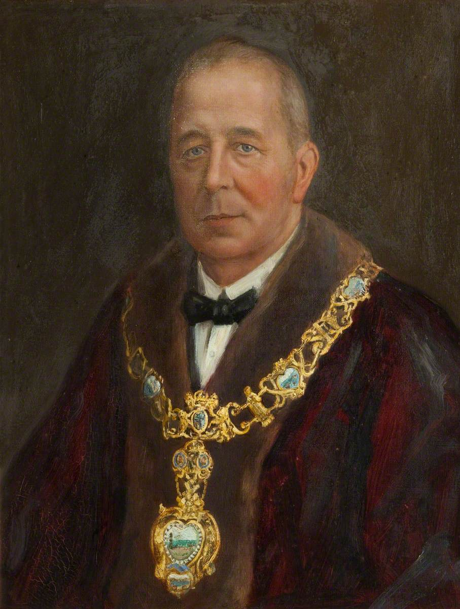 Alderman C. F. Critchley