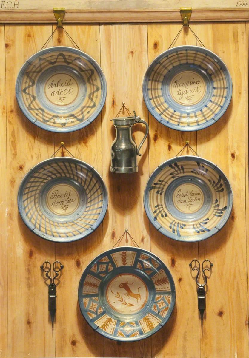 Still Life – Plates