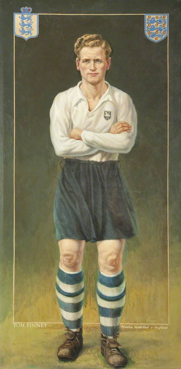 Tom Finney (b.1922)