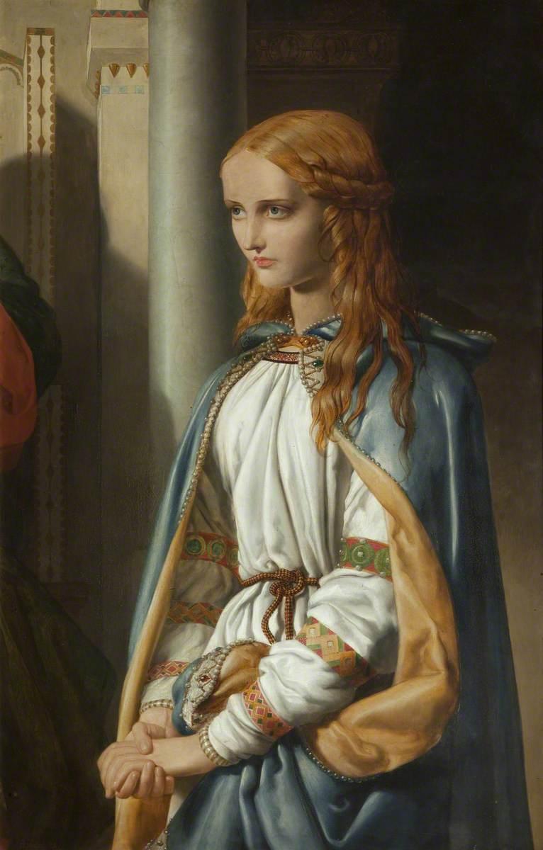 Cordelia Disinherited