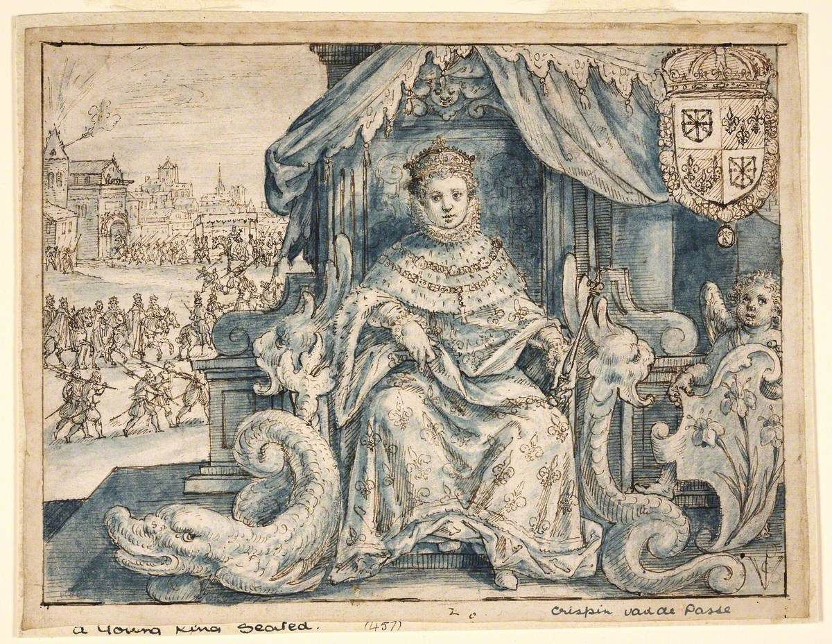 Louis XIII (1601–1643), King of France