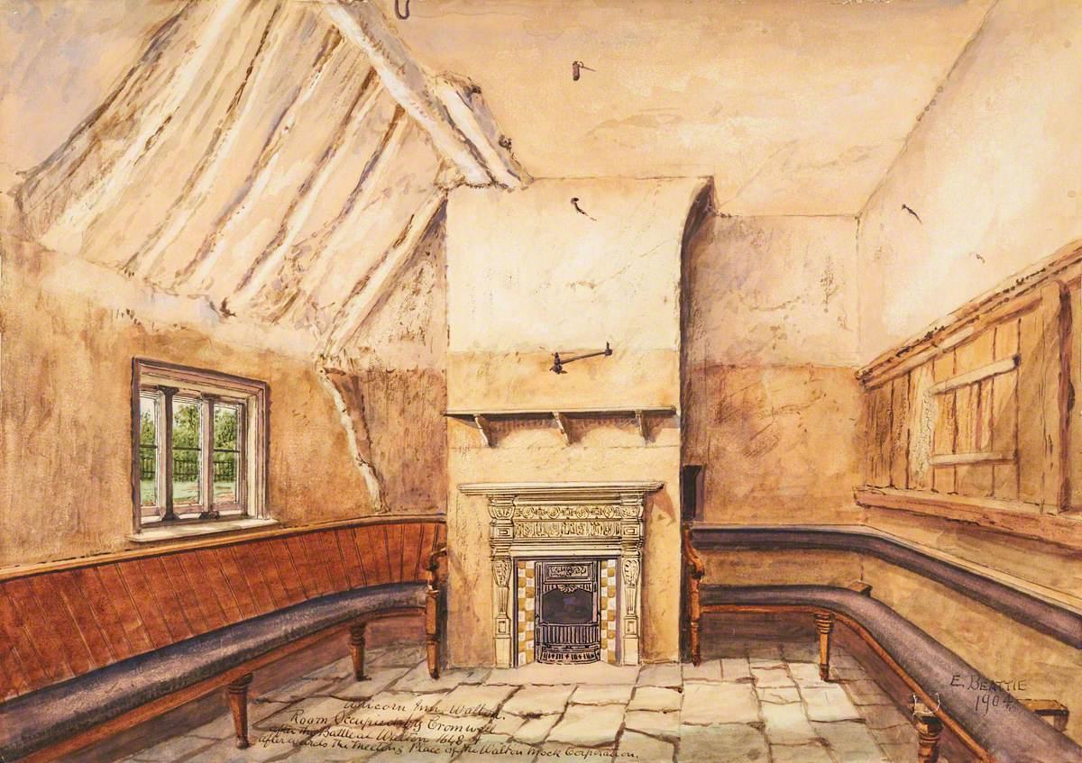 Unicorn Inn, Walton (Interior)