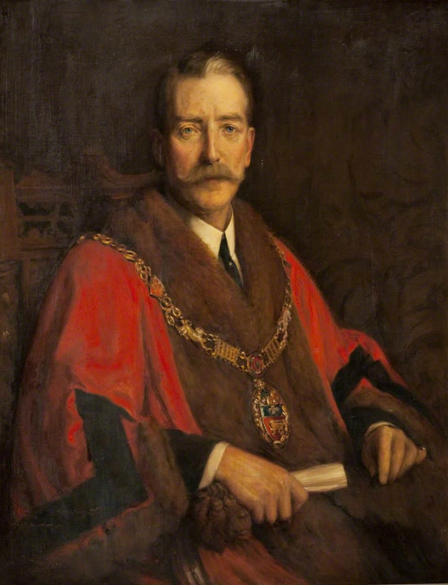 Alderman W. N. Briggs, JP, DL
