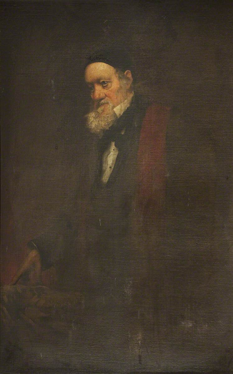 Sir Richard Owen (1804–1892), FRS, KGB