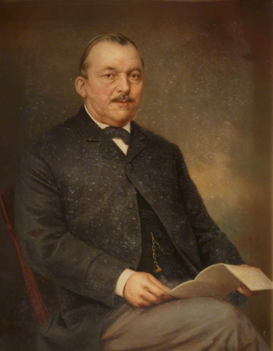 William Henry Shaw, Coal Merchant