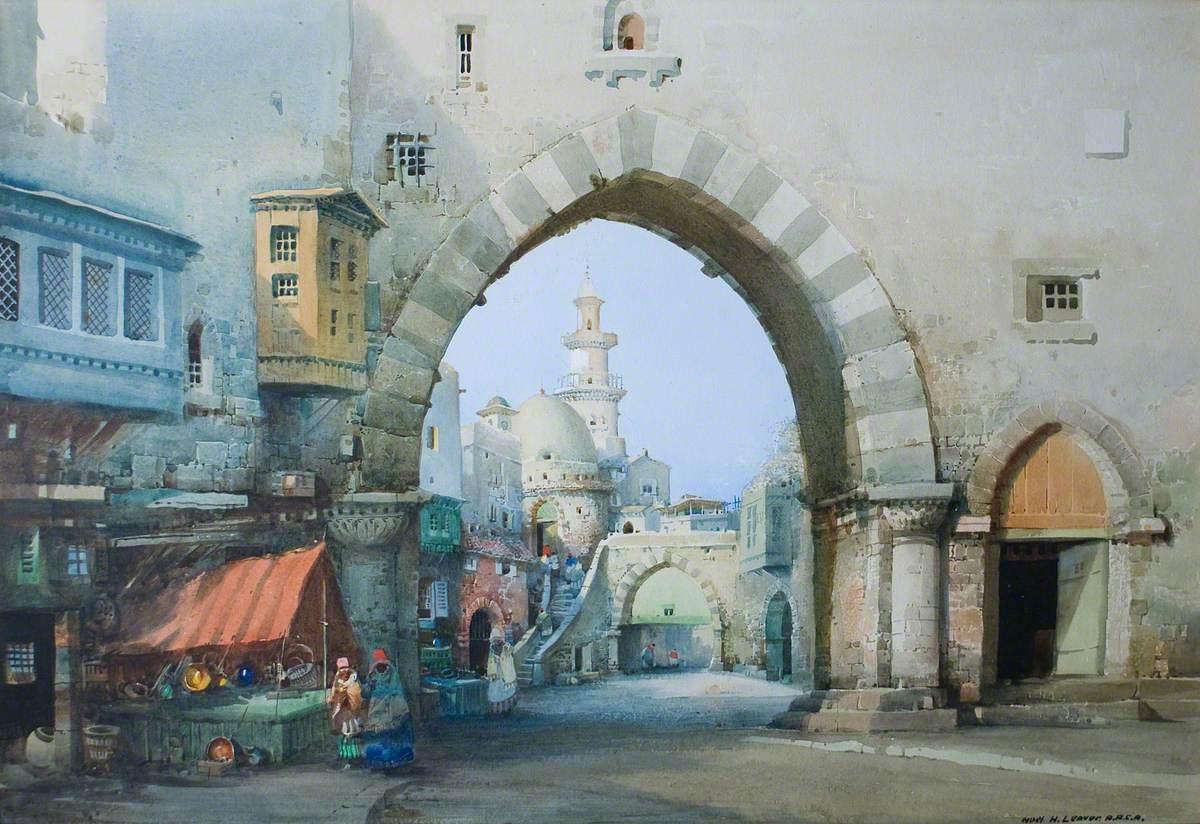An Eastern Archway