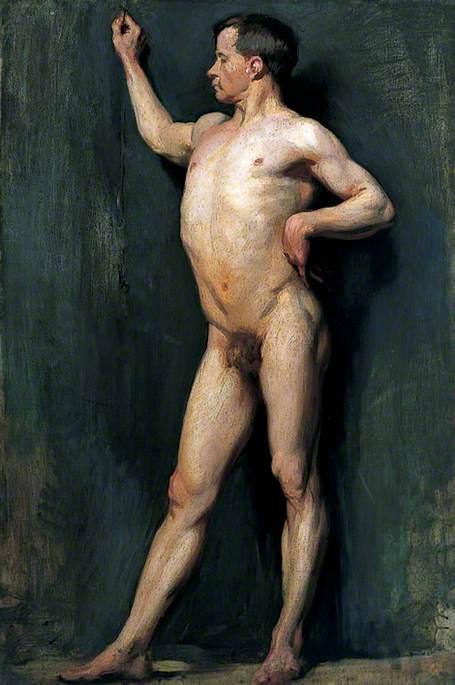 Male Figure Standing