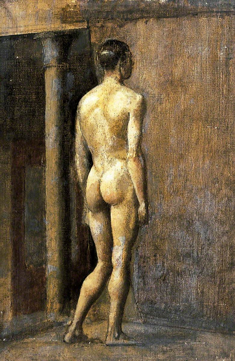 Study of a Man Standing