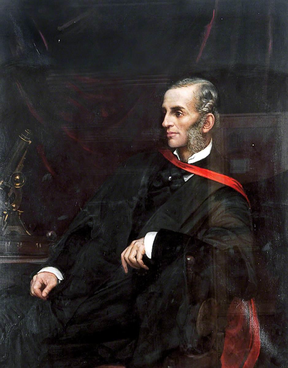 Wilson Fox (1831–1887)