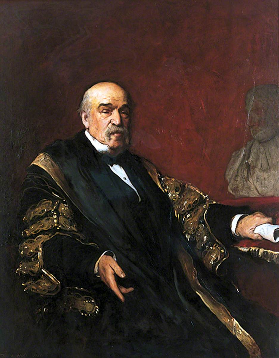 Sir William Jenner (1815–1898), 1st Bt