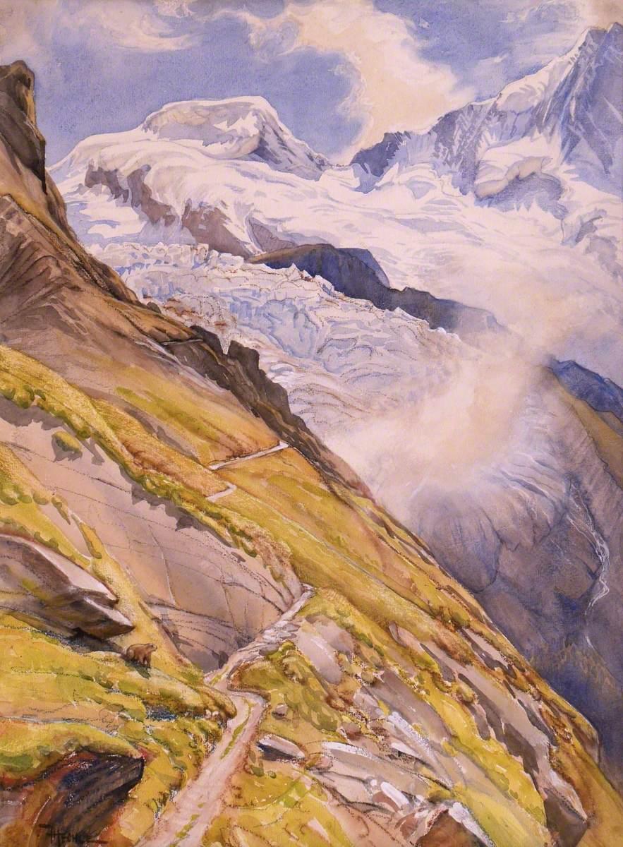 Fee Glacier