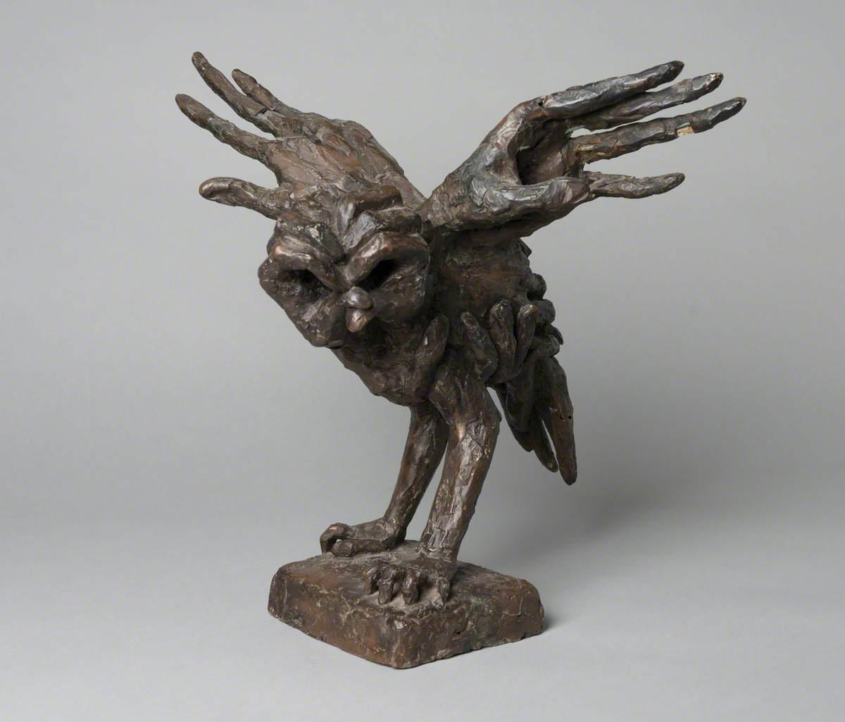 Hand Owl