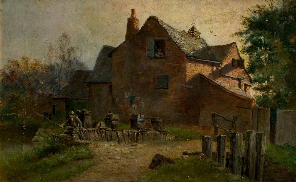 The Old Mill, Kirby Bellars, Leicestershire