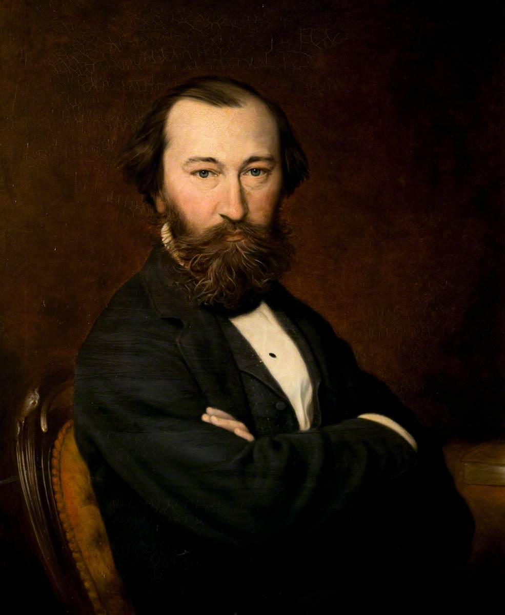 Peter Alfred Taylor (1819–1891), MP for Leicester (1868)
