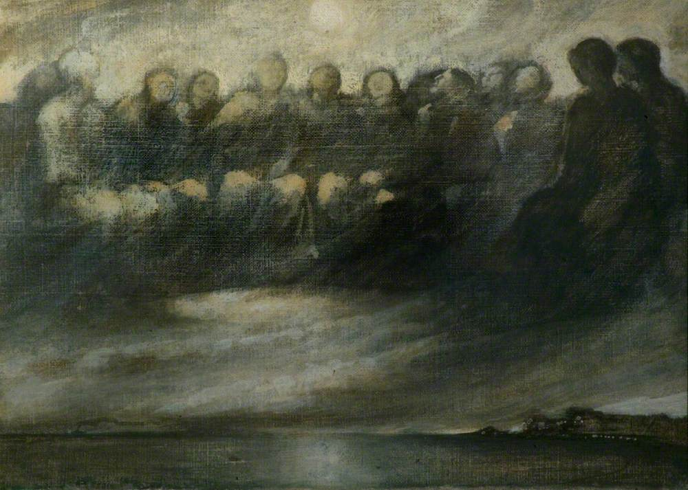 Christ and the Twelve Apostles