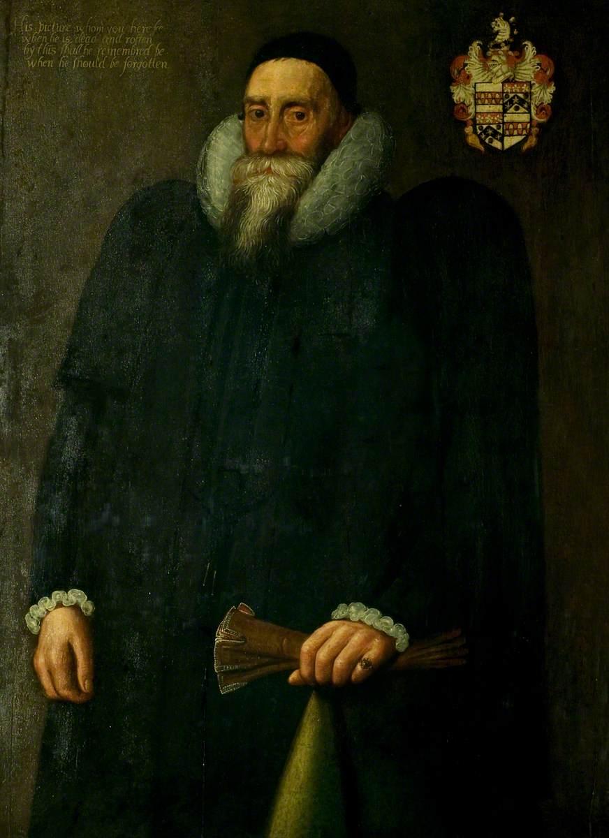 Sir Robert Herrick (1540–1618)