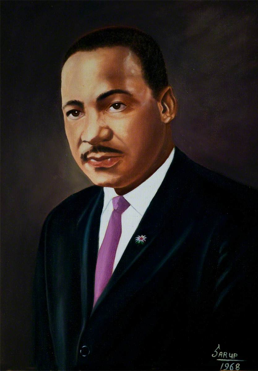 Martin Luther King Junior (1929–1968)