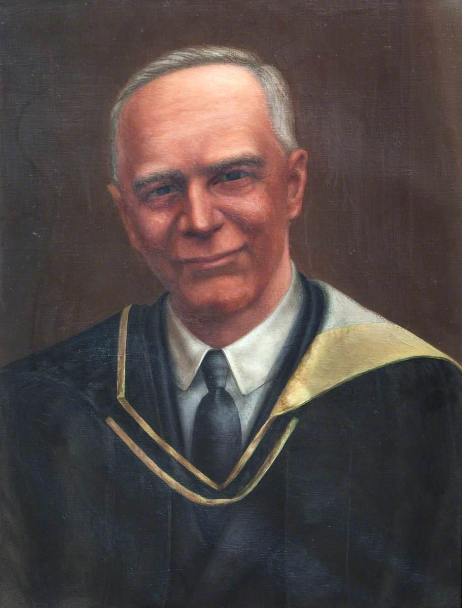 A. T. Eggington (1888–1982), Headmaster of Loughborough College School (1919–1952)