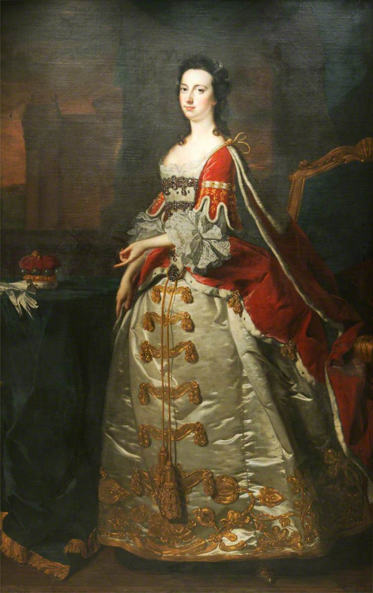 Judith Lamb (1726–1797), Lady Wentworth