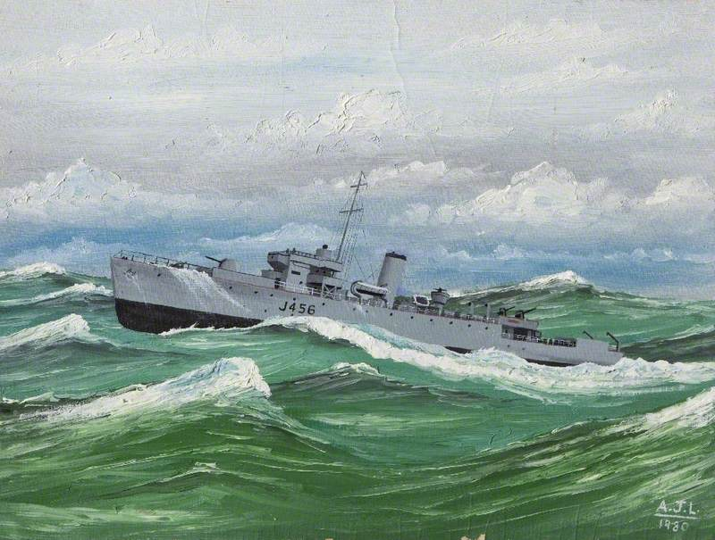 HMS 'Nerissa'
