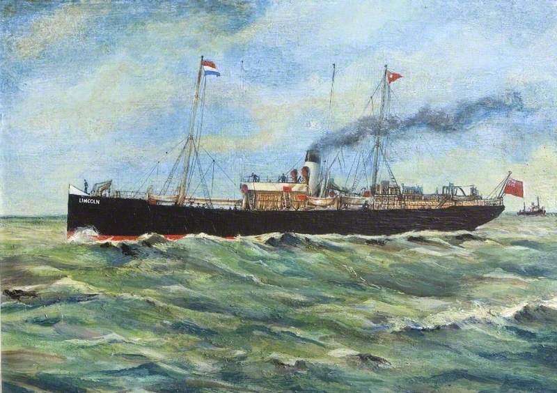 Great Eastern Railway Steamship 'Lincoln'