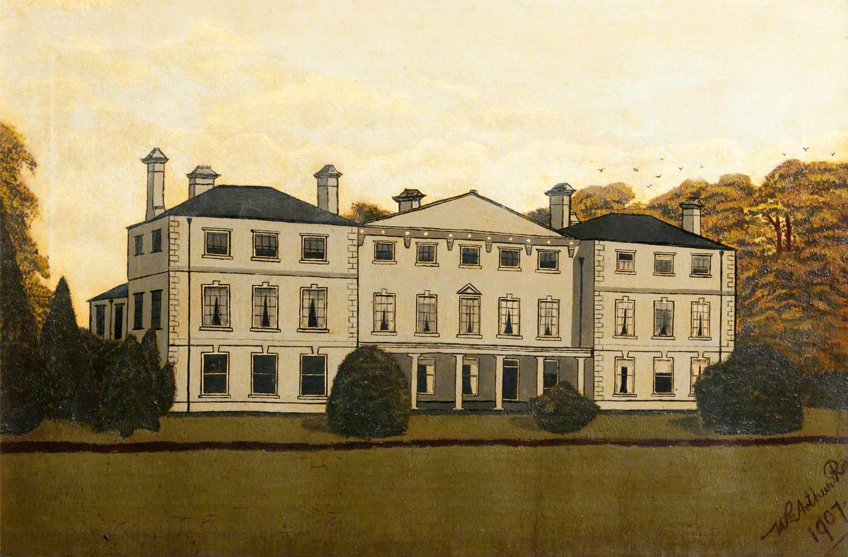 Temple Belwood House, Lincolnshire