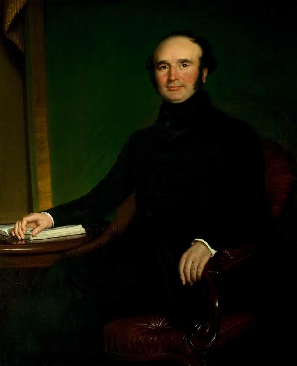 Alderman John Biggs (1801–1871), Mayor of Leicester (1840, 1847 & 1855)