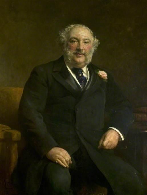Sir Israel Hart (1935–1911), Mayor of Leicester (1884–1888 & 1893–1894)